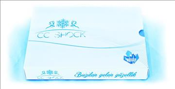 CC Scock Body Care Ice Gel